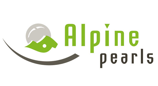 Logo label Alpine Pearls